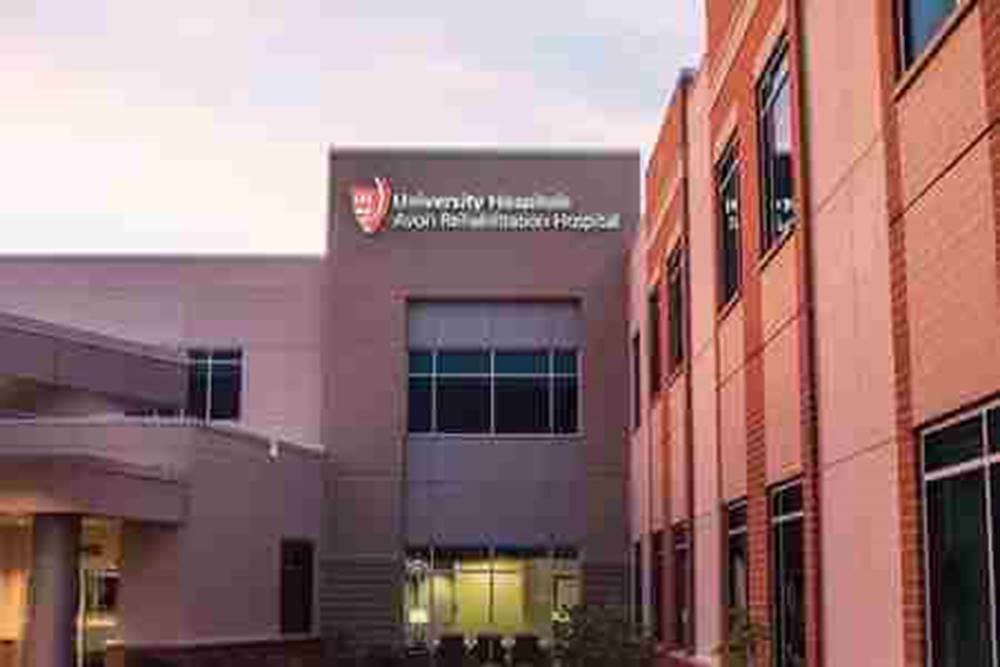 University Hospitals using Hospital Signs | Pylon Signs and
