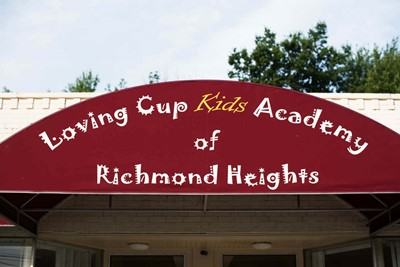 Awning (Main) of Loving Cup Kids Academy of Richmond Heights | Blinksigns