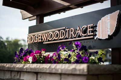 Edgewood Trace Monument Signs | Blinksigns