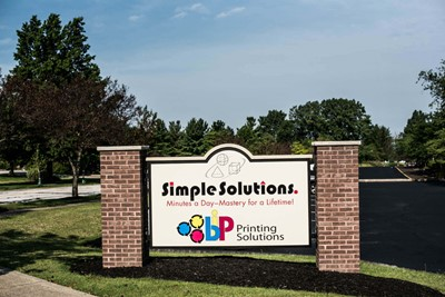 Simple Solution Prefers Monument Signs by Blinksigns