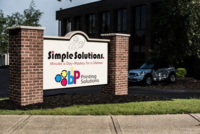 Blinksigns Offers Monument Signs for Simple Solution