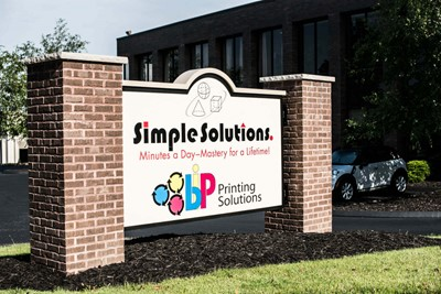 Monument Signs for Simple Solution | Blinksigns