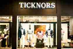 Ticknors channel letters and monument signs