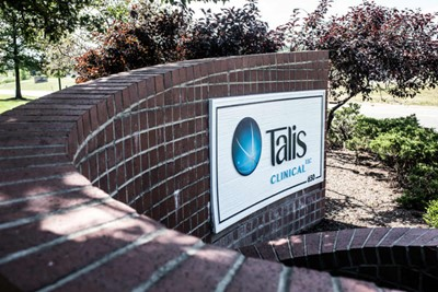 BlinkSigns for Talis Clinical