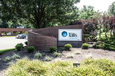 BlinkSigns for Talis Clinical using Wall signs