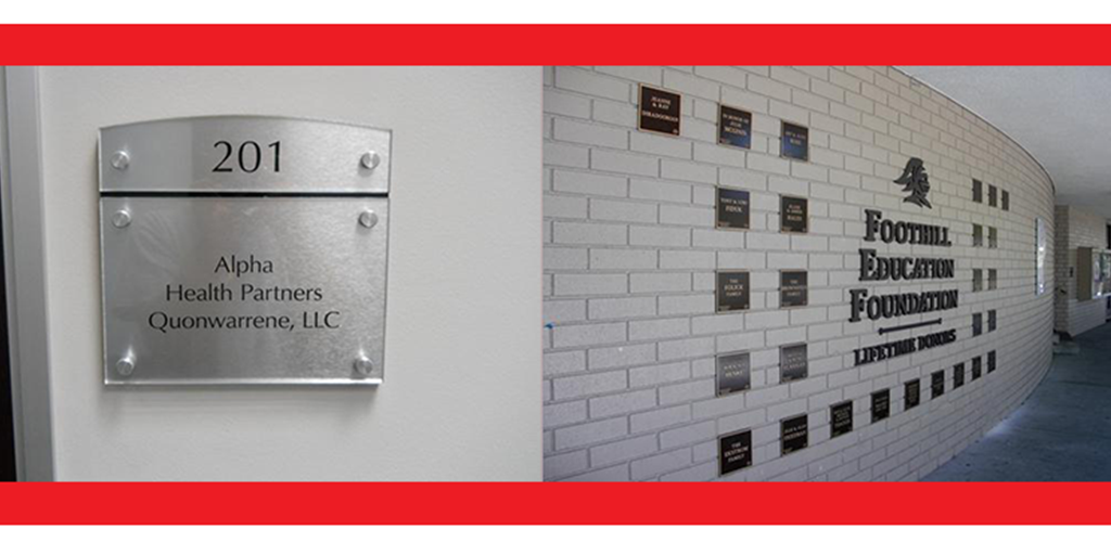 office wall signs in cleveland what are your options blinksigns blog