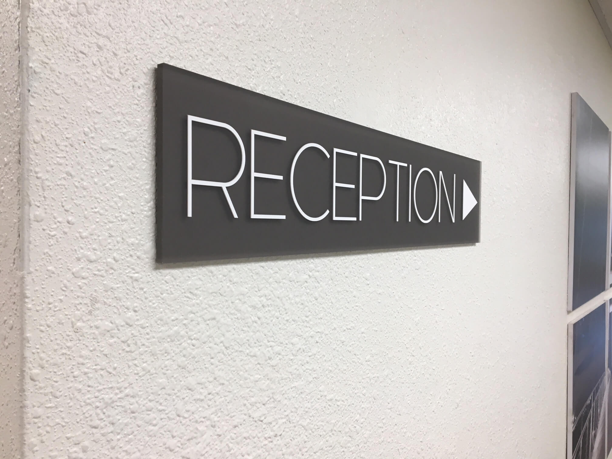 Office Room Signage