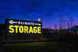 monument signs climate storage blinksigns