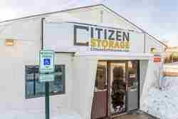 citizen storage company and blinksigns channel letters