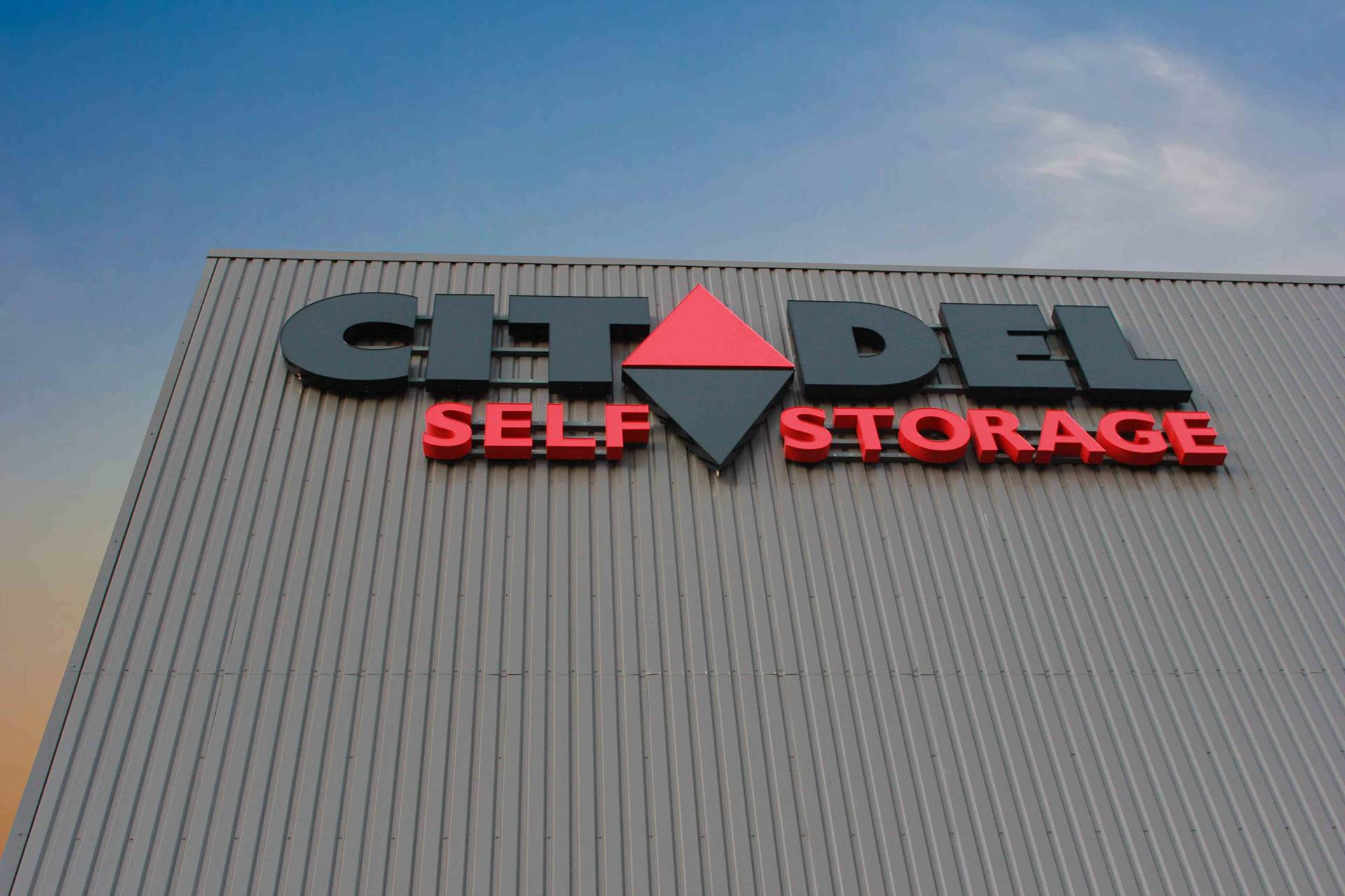 Citadel Self Storage case study