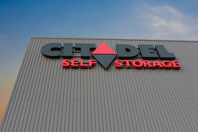 Channel letters for self-storage by BlinkSigns