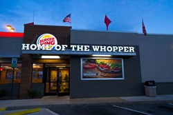 Burger King signs by BlinkSigns
