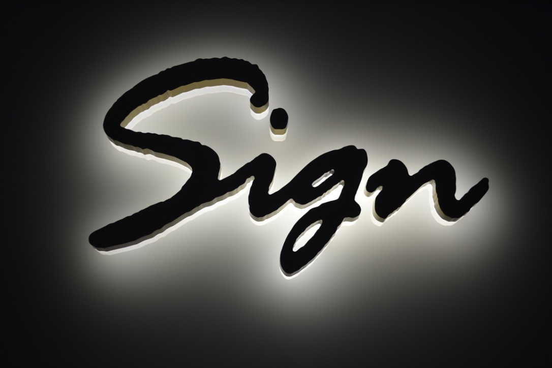 Embedded LED Signs and Custom Signs for Every Industry