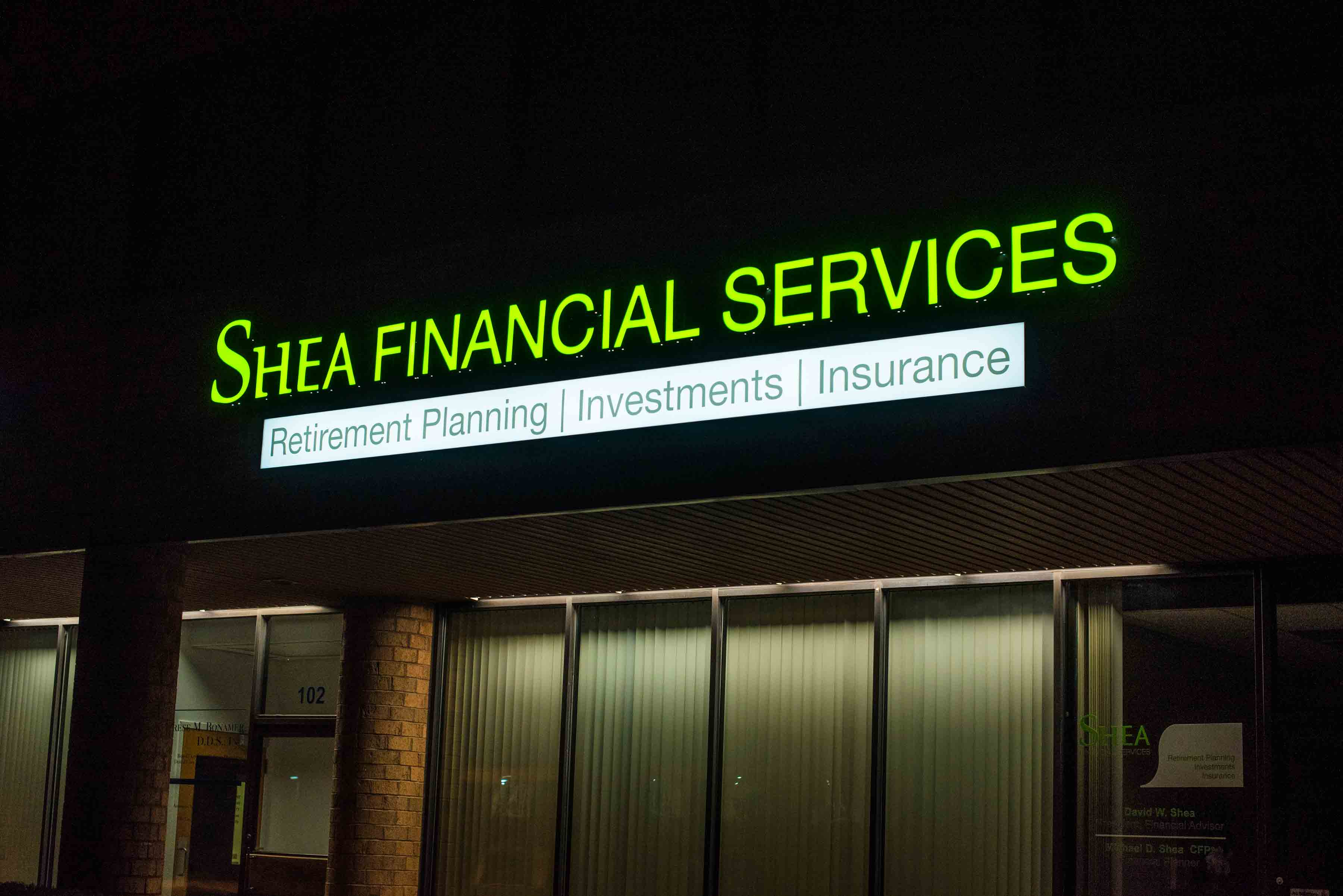 Shea Financial Services