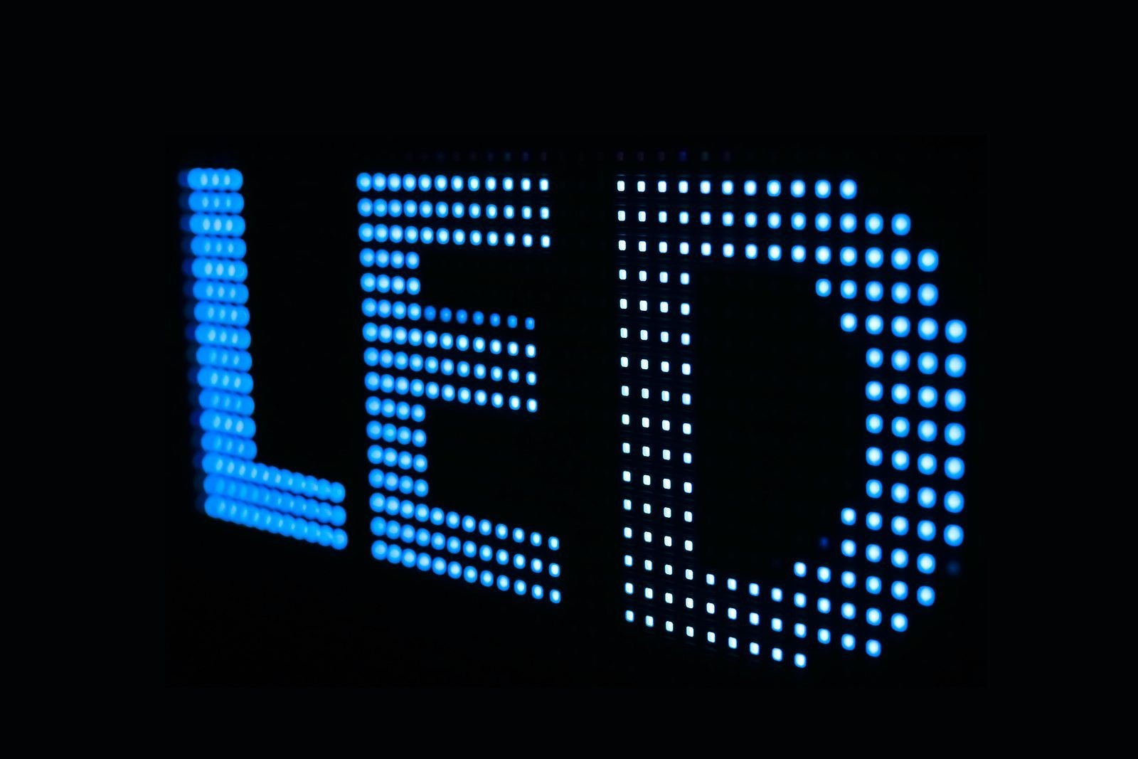 Here's How LED Signs Aren't As Bad As You Think