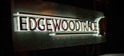 Monument Signs of Edgewood trace by Blinksigns