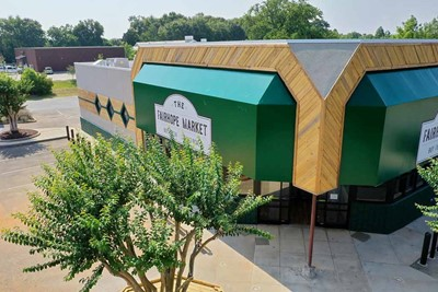 The FairHope Market Prefers Commercial Awning | Blinksigns