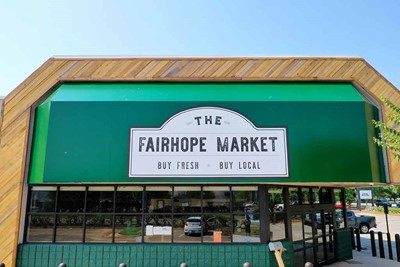 The FairHope Market Commercial Awnings 5 | Blinksigns