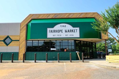 The FairHope Market Commercial Awnings 6 | Blinksigns