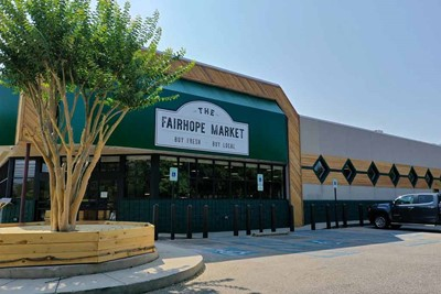 The FairHope Market Commercial Awnings 9 | Blinksigns