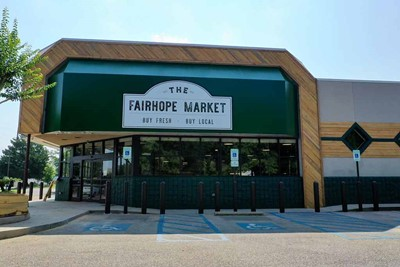 The FairHope Market Commercial Awnings 10 | Blinksigns