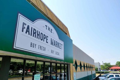 The FairHope Market Commercial Awnings 11 | Blinksigns