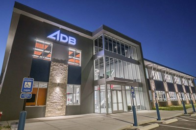 ADB cabinet signs and channels letters | Blinksigns