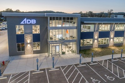 Blinksigns provided channel letters for ADB